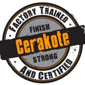 DRAGON PERFORMANCE COATING is a premium Cerakote Applicator. We are factory trained and certified to insure the finest job done. Located in Clinton Tennessee just minutes from Knoxville TN just off I75 and I40.